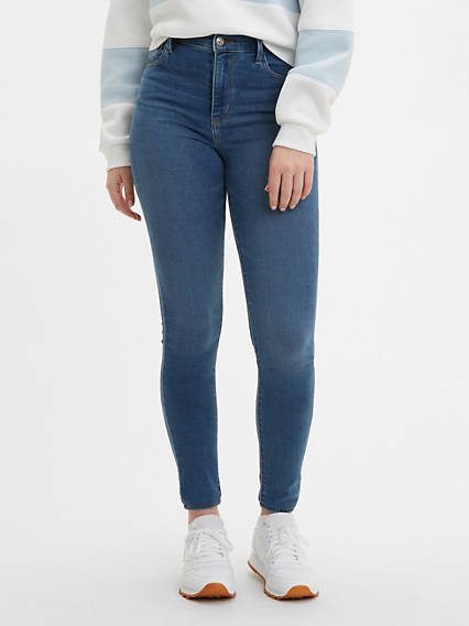 c05c6d9f7ecd Women's High Waisted Jeans - Shop High Rise Jeans for Women | Levi's® US