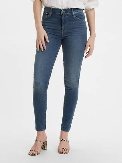 720™ High Waisted Super Skinny Jeans