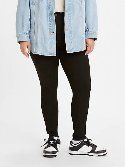 f7ad8132be1db Black Skinny Jeans for Women - Shop Black Jeggings | Levi's® US
