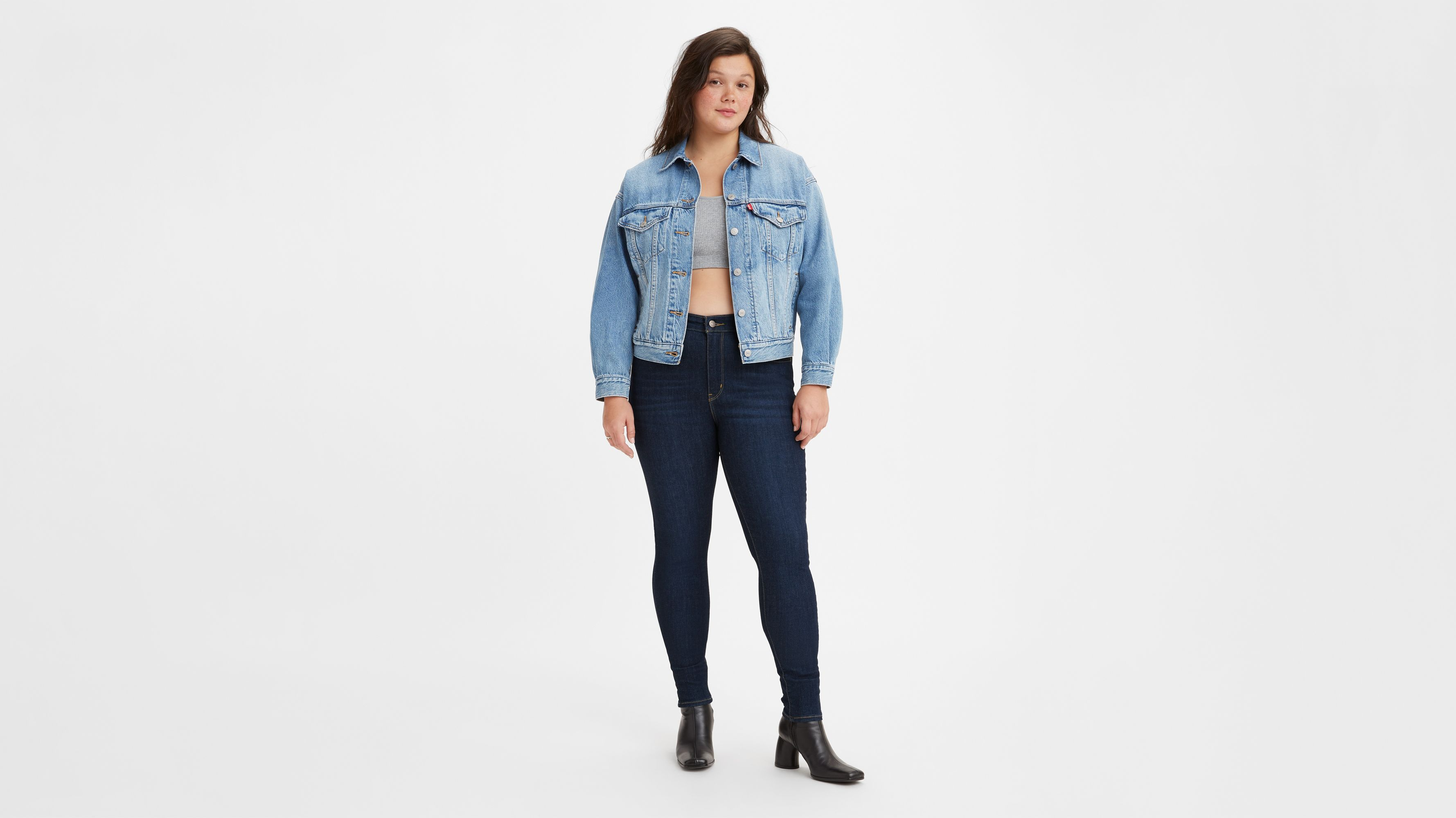 For WomenLevi'sUs Jeans Shop Rise High Women's Waisted Nyn08OvwmP