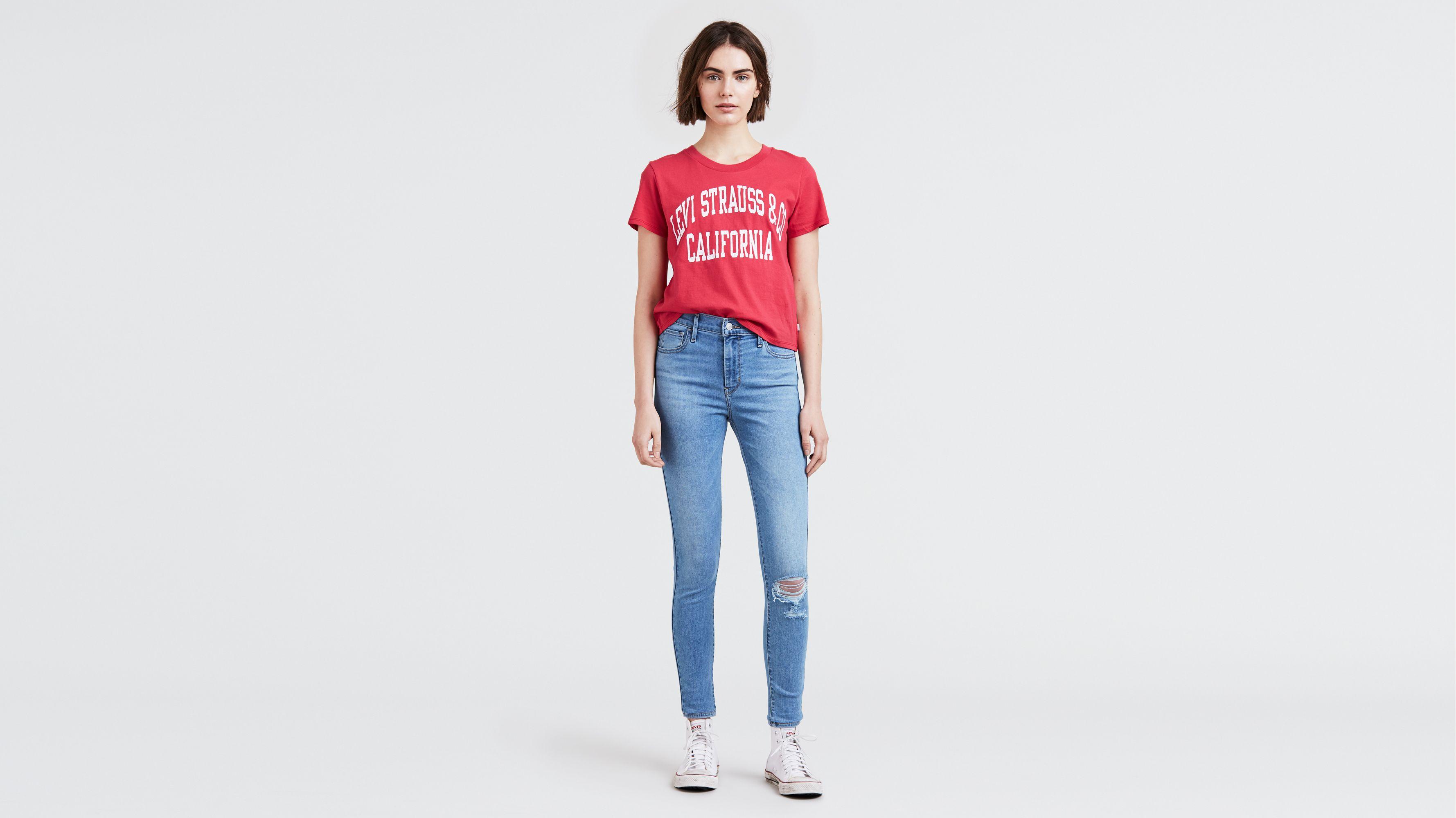 Jeans Taille Haute Levi s® Women s Ca rFrAqn bdd0c9e3159