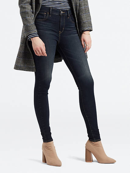 720™ High-Waisted Super Skinny Jeans