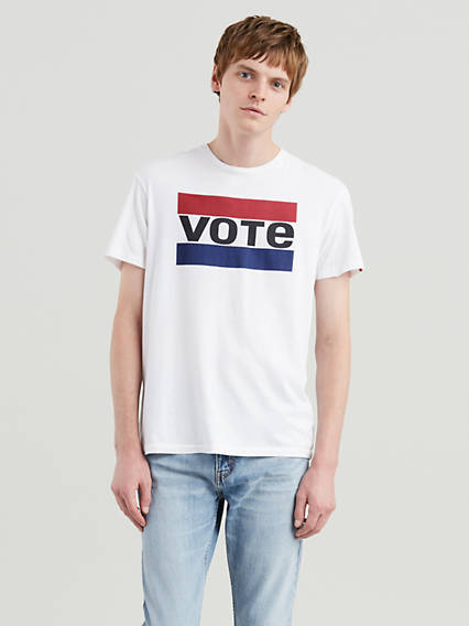 Levi's® Vote Tee Shirt