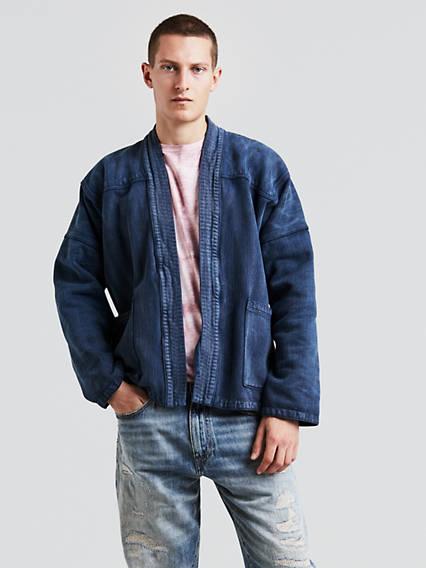 Kimono Trucker Jacket