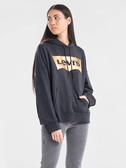 Graphic Sportswear Hoodie