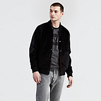Levis.com deals on Levis Reversible Varsity Bomber Jacket for Mens
