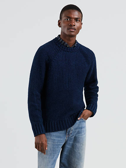 Levi's� Made & Crafted� Fisherman Sweater Sweaters