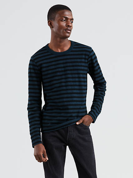 Levi's® Made & Crafted® Slub Long Sleeved Tee