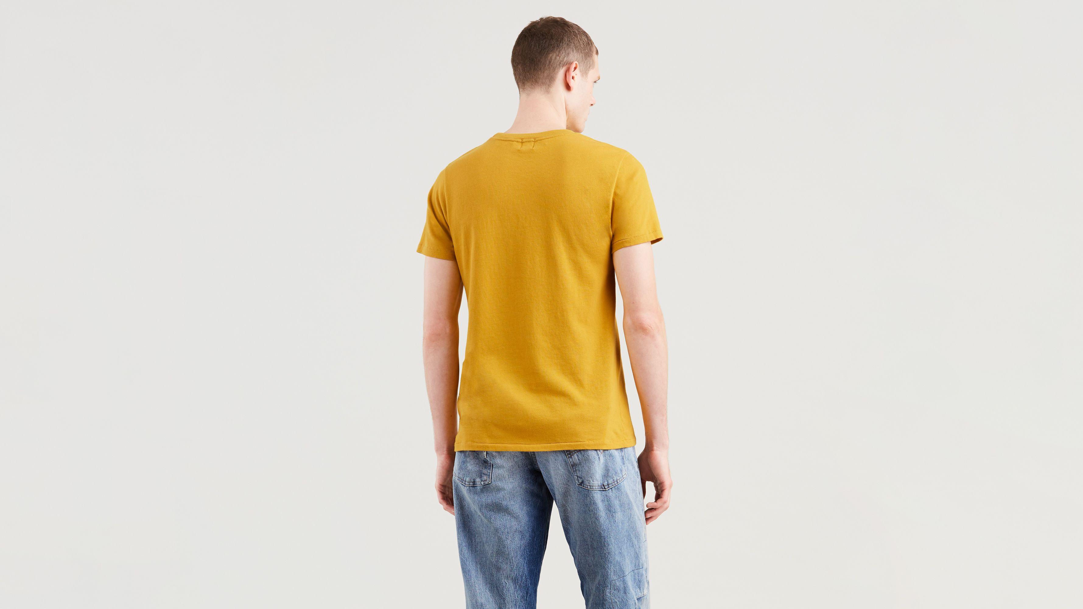 d7712792 Graphic Tee Shirt - Yellow | Levi's® US
