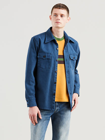 Levi's® Vintage Clothing Shirt-Jacket