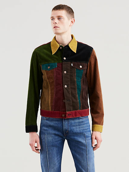 Levi's® Vintage Clothing Type 3 Cord Trucker Jacket