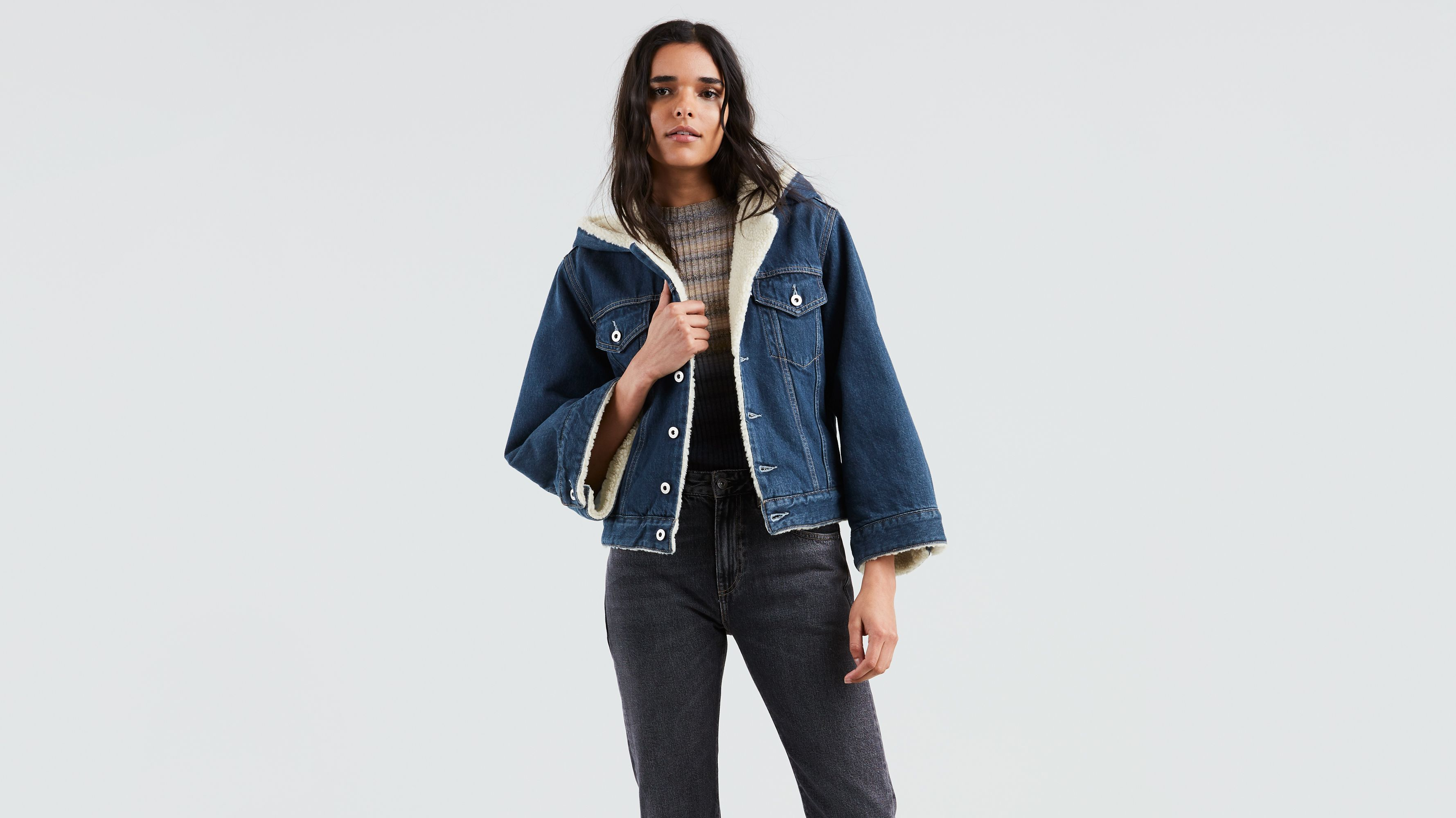 Sherpas Di Jeans IT Levi's® Giacche Donna amp; qwIvv