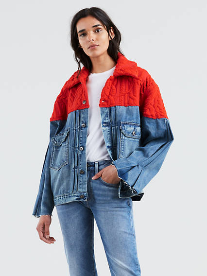 Levi's® Made & Crafted® Native Trucker Jacket