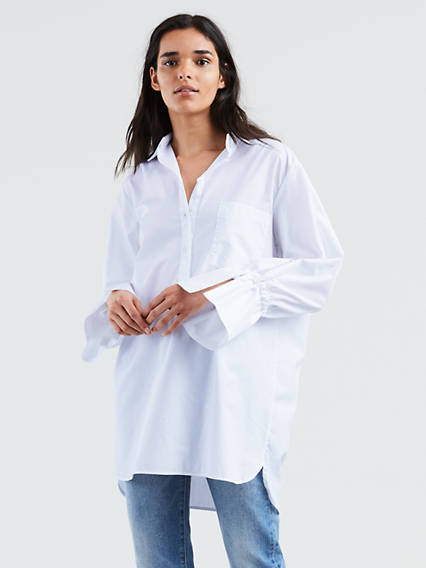Levi's� Made & Crafted� High Standard Tunic Shirt