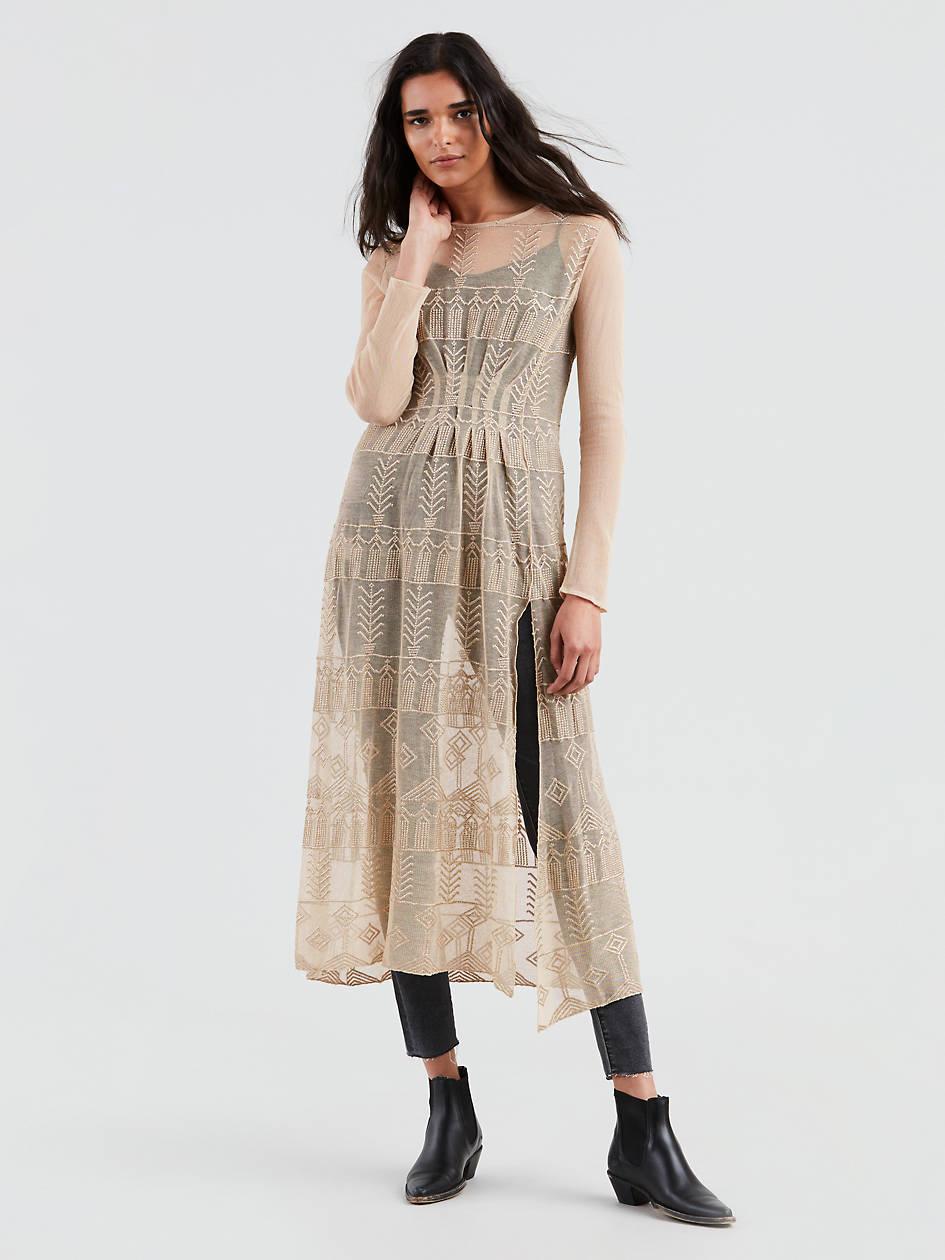 Heirloom Dress - Khaki   Levi's® US