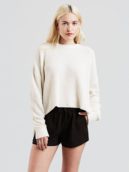 High-Low Pullover
