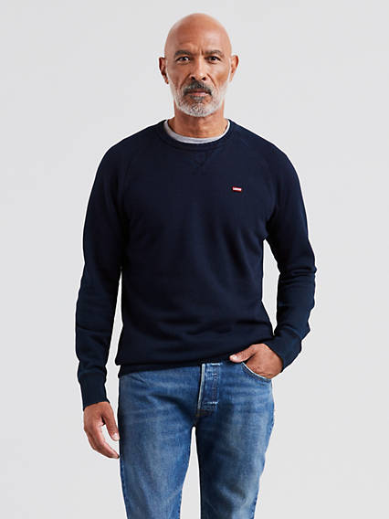 Levi's® Original Housemark Icon Crewneck