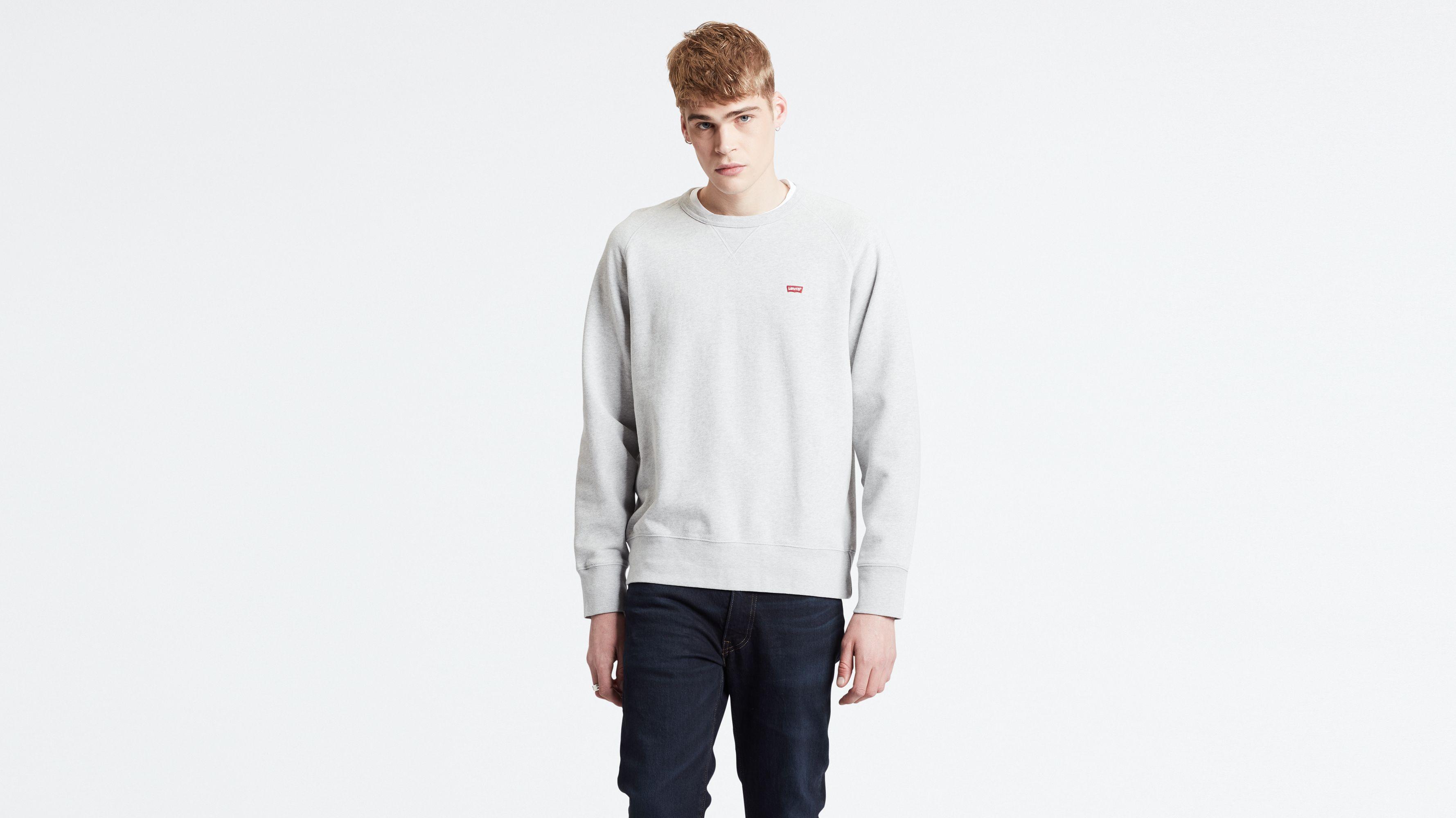 c66230939f Levi's® Original Housemark Icon Crewneck | Sweaters & Sweatshirts | Men |  Clothing | Levi's® FI