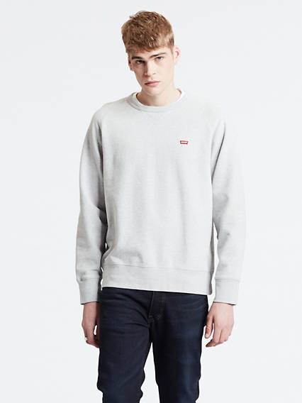 2d7b7ad307c Sweaters, Sweatshirts & Hoodies For Men | Levi's Uk