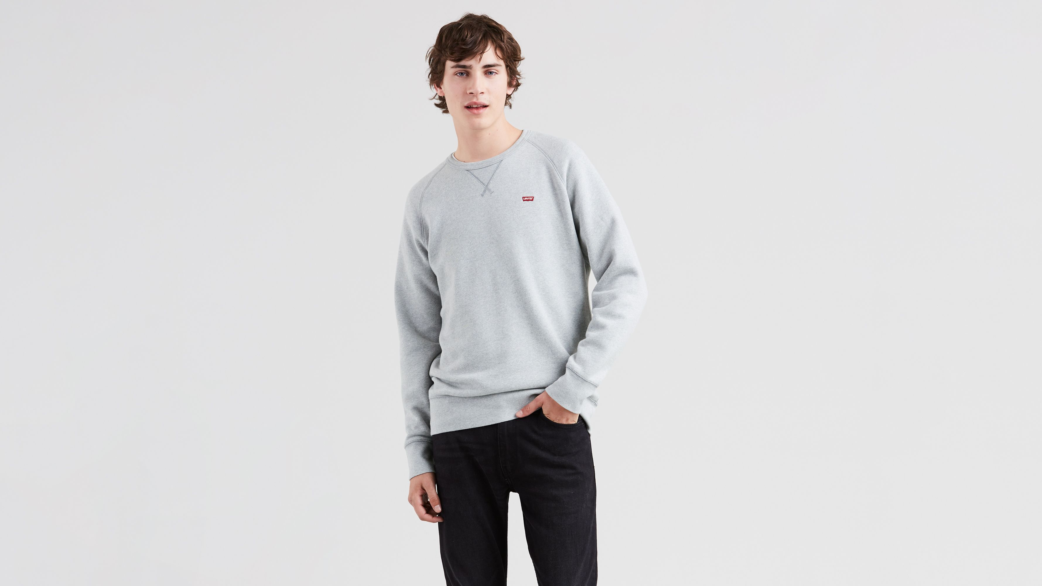 amp; Men Hoodies Levi's Sweatshirts Sweaters For HSpgHq