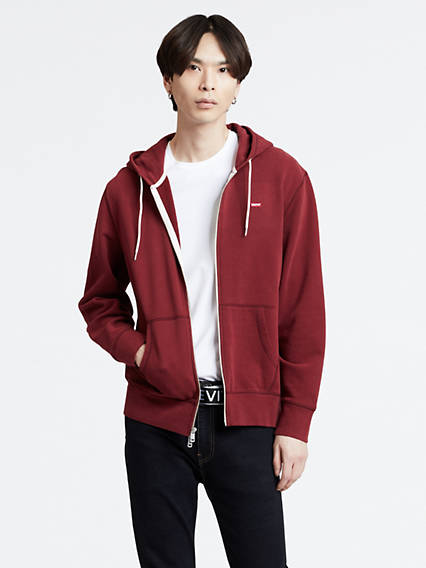 Original Housemark Zip-up Hoodie