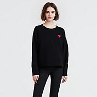 Levis Classic Crewneck Sweater