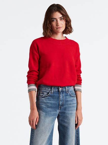 Alexis Crewneck Sweater