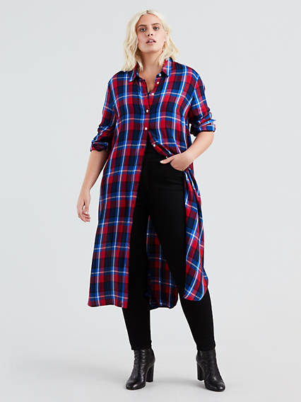 Ceci Shirt (Plus Size)