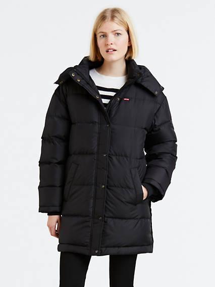 Kerri Puffer Coat