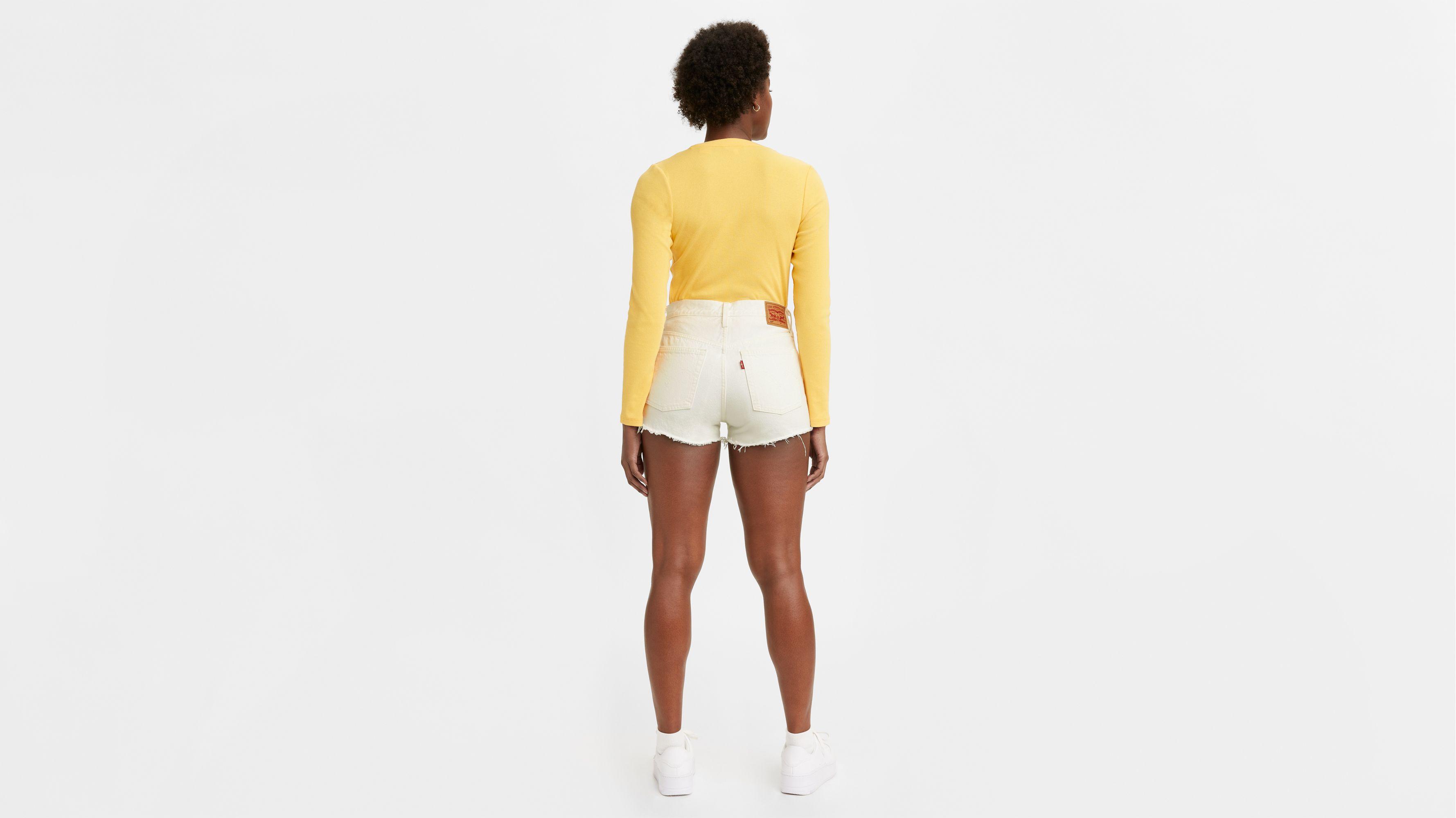 e72ed36141 501® High Rise Shorts - Dark Wash | Levi's® US