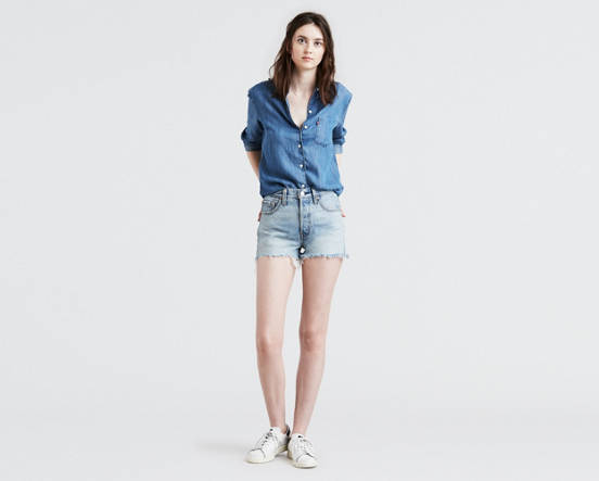 bb669def0c 501® High Rise Shorts