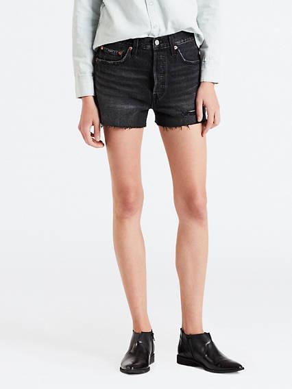 501 High Rise Shorts