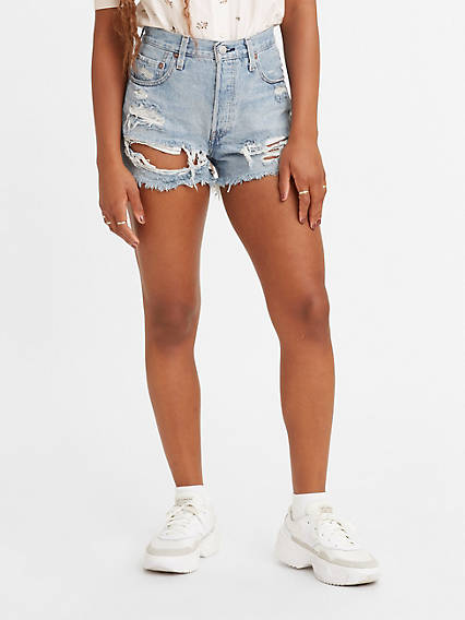 fc58d763 Jean Shorts - Shop This Season's Women's Denim Shorts | Levi's® US
