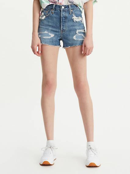 5e54edc4 Women's 501® Shorts | Levi's® US