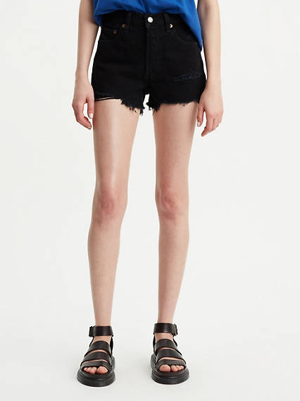 501® High Waisted Shorts