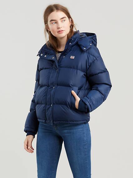 Martina Puffer Coat