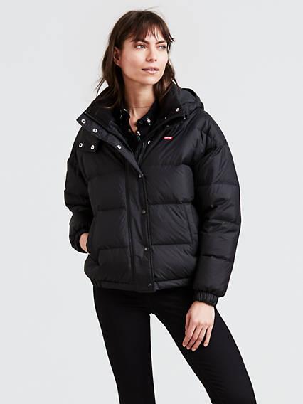 Anya Puffer Coat