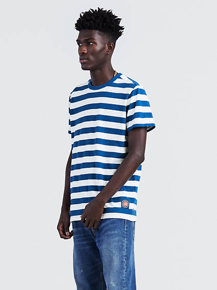 Levi's® MLB Stripe Tee Shirt
