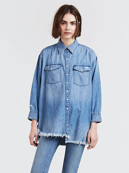 Naza Oversized Shirt