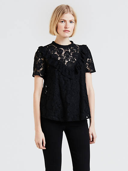 Ivy Lace Top