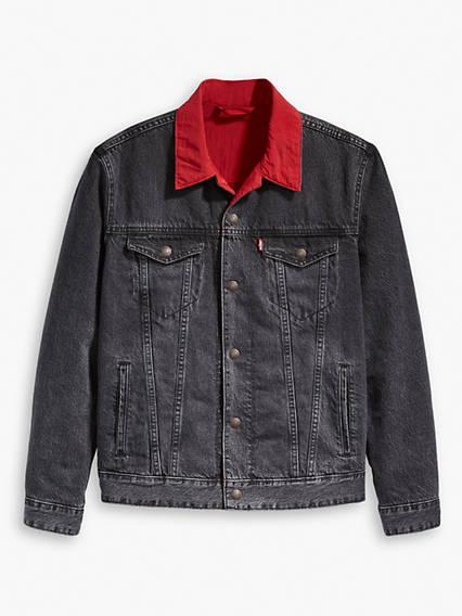 Levi's® x Jordan Reversible Trucker Jacket