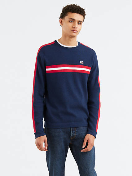 Crewneck Sport Sweater
