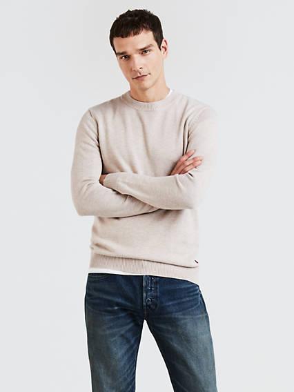 Classic Crewneck Sweater