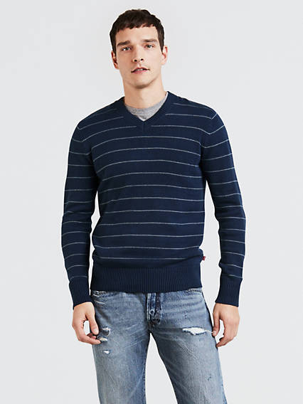 Classic V-neck Sweater