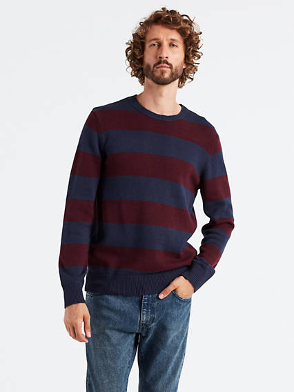 Classic Rugby Crewneck
