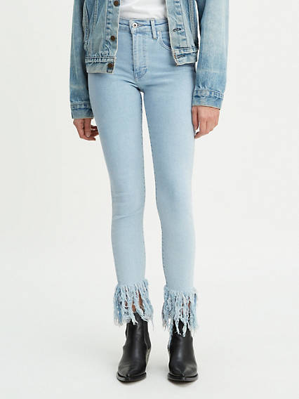 Levi's® Made & Crafted® 721 High Waisted Skinny Jeans