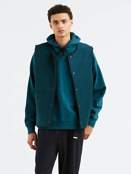 Line 8 Vest Coat