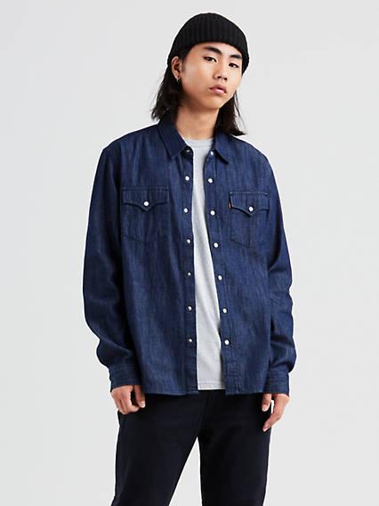 Levi's® Skateboarding Western Shirt