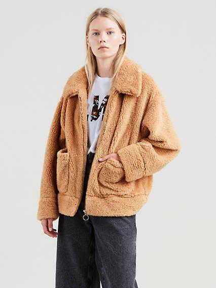 Line 8 Coat Jacket