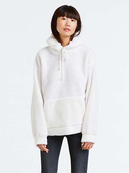 Sherpa Hoodie